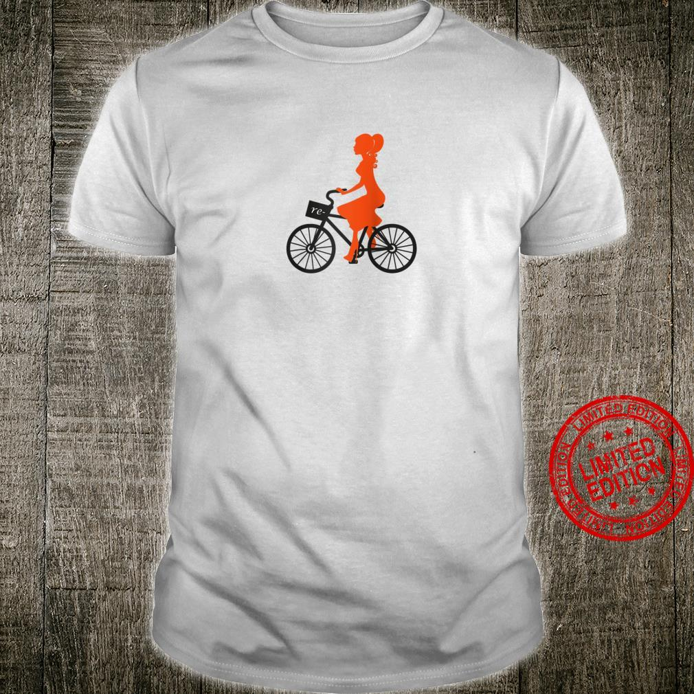 Recycle & cycle shirt to save the Earth Shirt